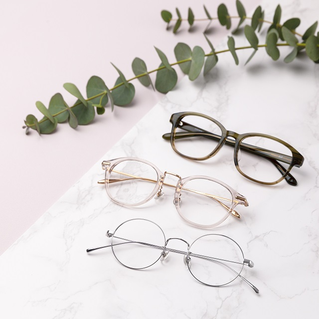 【Zoff】Zoff CLASSIC Spring Collection